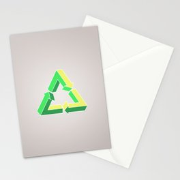 Recycle Infinitely Stationery Cards