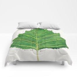 Birch leaf Comforters
