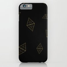 Golden Crystals Slim Case iPhone 6s