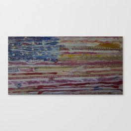 A Nation's Hope Canvas Print