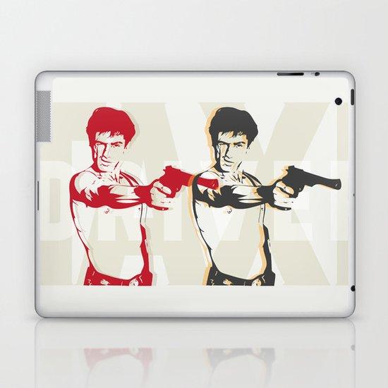 Double Travis Laptop & iPad Skin