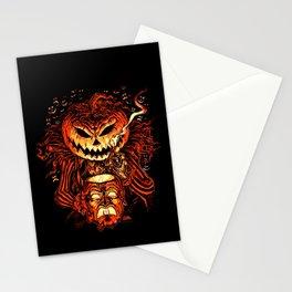 Halloween Pumpkin King (Lord O' Lanterns) Stationery Cards