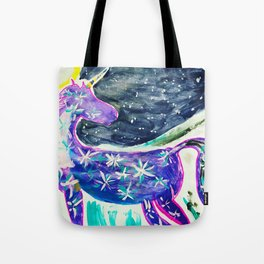 Unseen Tote Bag