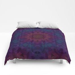 Quilt Mandala Comforters