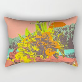 SUMMER VIBES Rectangular Pillow