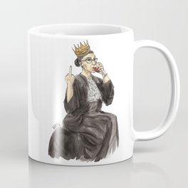 Queen RBG Kaffeebecher