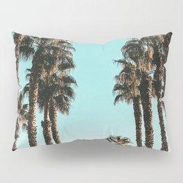 Palm Tree Days {1 of 2} Tropical Cali Art Print Pillow Sham