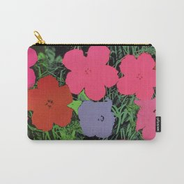 Collage Andy Pop Art Carry-All Pouch