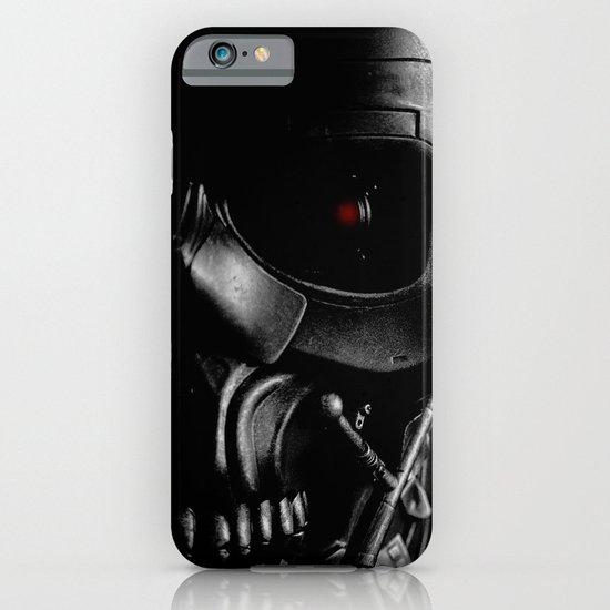 Endoskeleton iPhone & iPod Case