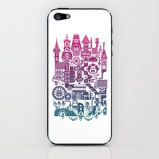 Castle Mama iPhone & iPod Skin