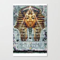 MYSTIC//PHARAOH Canvas Print