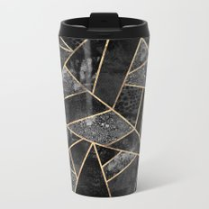Black Stone 2 Metal Travel Mug
