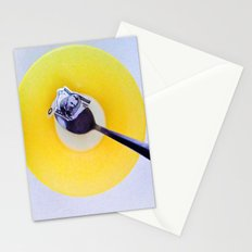 breakfast of champions Stationery Cards