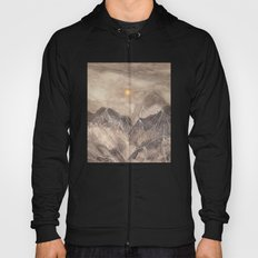 Lines in the mountains XII Hoody