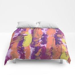 Paint (warm) Comforters