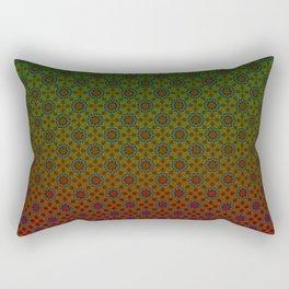 Rain Tot Rectangular Pillow
