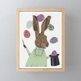 Hare-y Adventures 3 Framed Mini Art Print