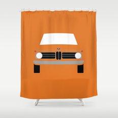 BMW 2002 Shower Curtain