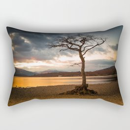 Bonny Banks Sunset Rectangular Pillow
