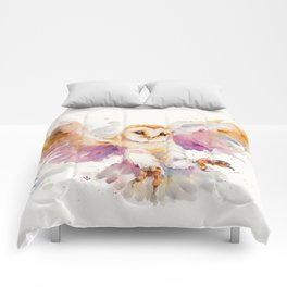 Twilight Owl Comforters