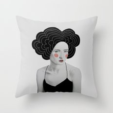 Minerva Throw Pillow