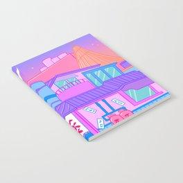 Ramen with Sensei Notebook
