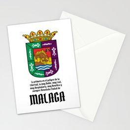 La Primera en el Peligro de la Libertad Stationery Cards