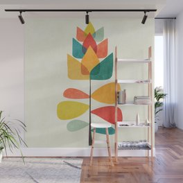 Spring Time Memory Wall Mural