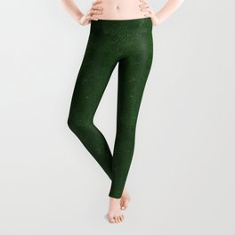 Cactus Green Backdrop Leggings