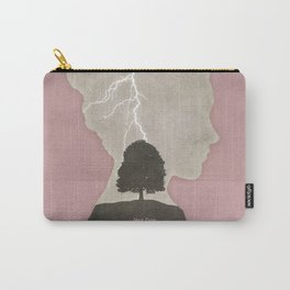 Charlotte Brontë Jane Eyre - Minimalist literary design Carry-All Pouch