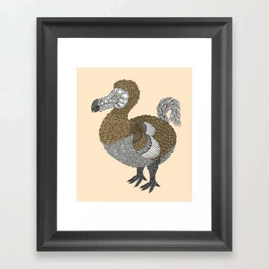 Dodo Framed Art Print