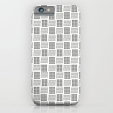 Dots & triangles Slim Case iPhone 6s