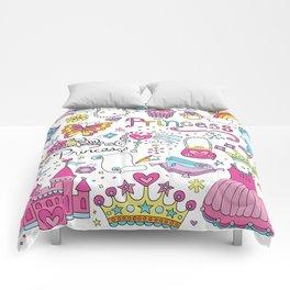 Princess Comforters