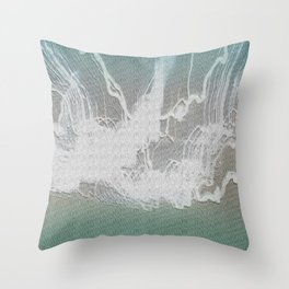 SL Storm Throw Pillow
