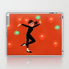 Audrey Hepburn - Funny Face Laptop & iPad Skin