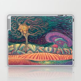 01 - Brain Forest Laptop & iPad Skin