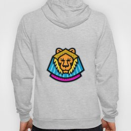 Sekhmet Egyptian Warrior Goddess Mascot Hoody