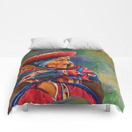 Las marcas del Cuzco Comforters