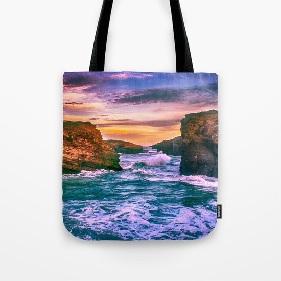 As Catedrais Tote Bag