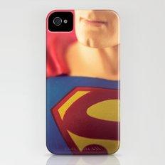 Man Of Steel  Slim Case iPhone (4, 4s)