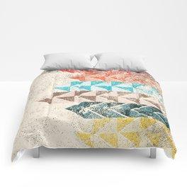 Dirty Lines Comforters