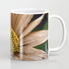 Death of a Sunflower Coffee Mug