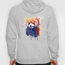 Red Panda Portrait Hoody