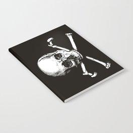 Skull and Crossbones | Jolly Roger Notebook