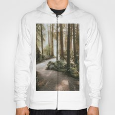 Lost in the Forest - Landscape Photography Hoody