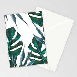 Monstera Leaves [i.2021] Stationery Cards