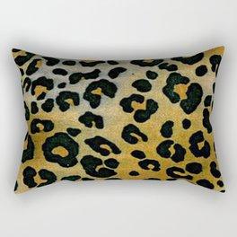 Cheetah Animal Pattern Print Rectangular Pillow