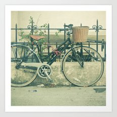Day-Tripper Art Print