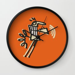 skip intro Wall Clock