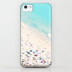 beach love III square Slim Case iPhone 5c